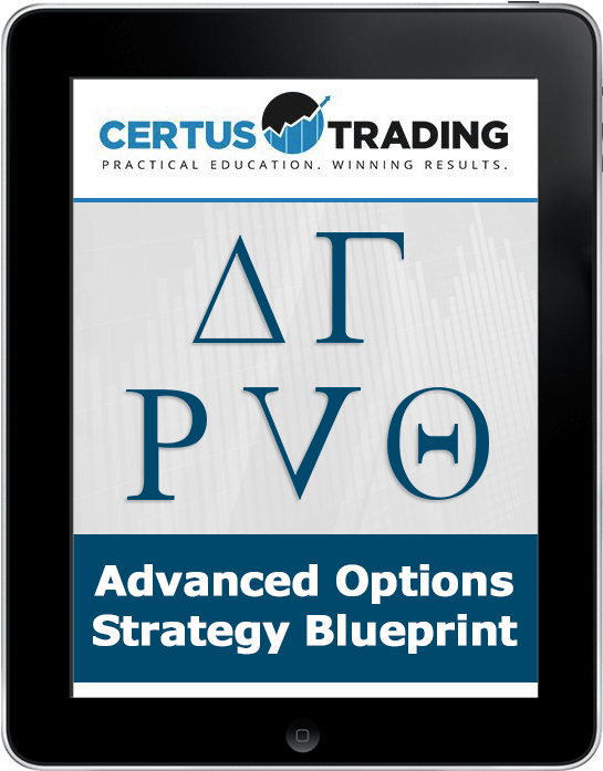 Option trading strategies training