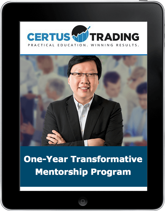 Certus Trading One-Year Transformative Mentorship Program