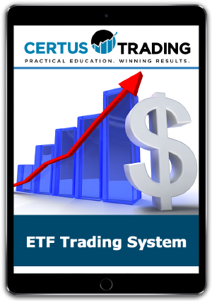 Etf options trading system